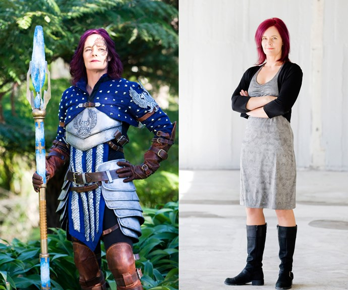 Wendy Allison believes Cosplay is more than just 'dressing-up'.