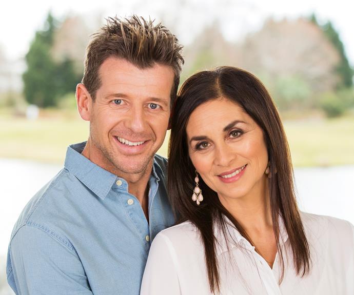 Simon and wife Jodi