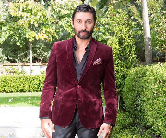 Colin Mathura-Jeffree our TV Dancing with the Stars contestant, tells us what he can't live without.
