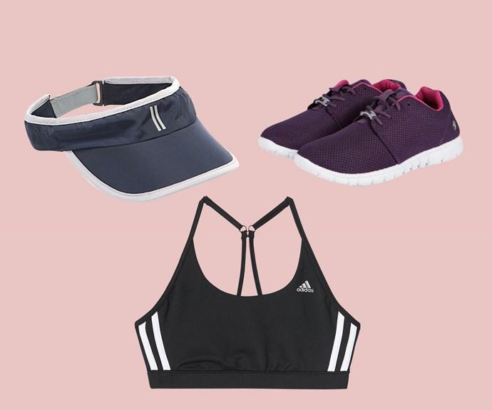 Spring workout wardrobe