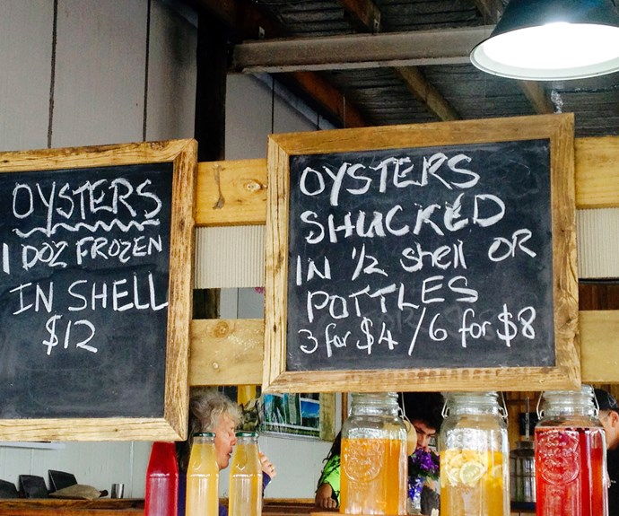 The offerings at The Old Packhouse Market are many, varied and oh-so-tempting – from fresh seafood to quick and tasty bites.
