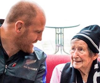Fulton Radius Care Rest Home All Blacks to the Nation winners VIDEO