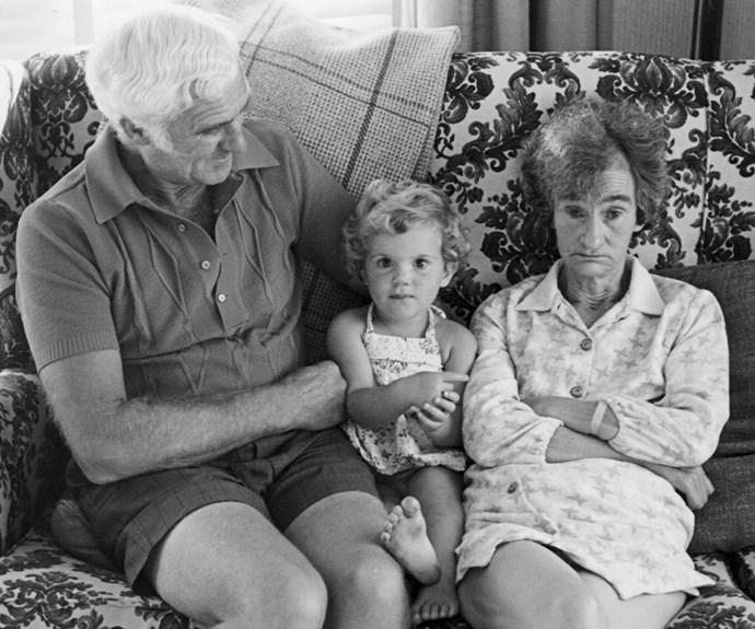 Huntington's disease family