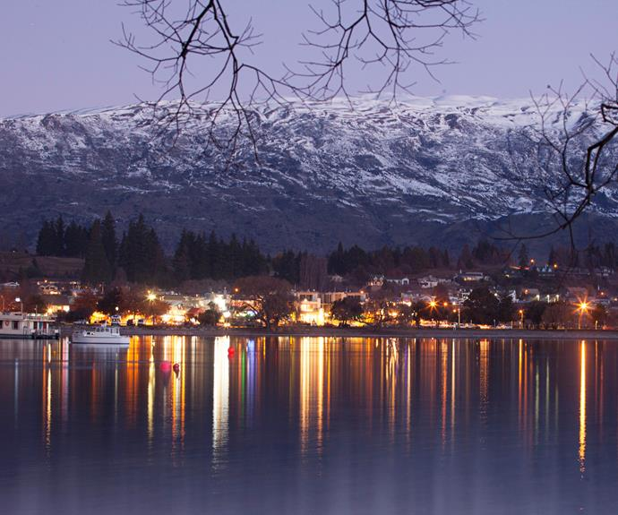 But while residents love their active lifestyle, night time here isn't as hectic as in neighbouring Queenstown.