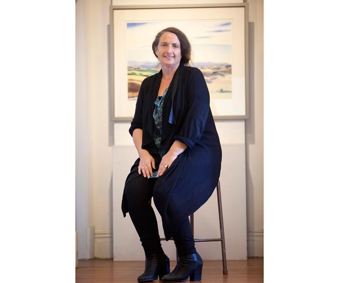 Gallery owner Carolyn McAtamney says art and fashion are flourishing.