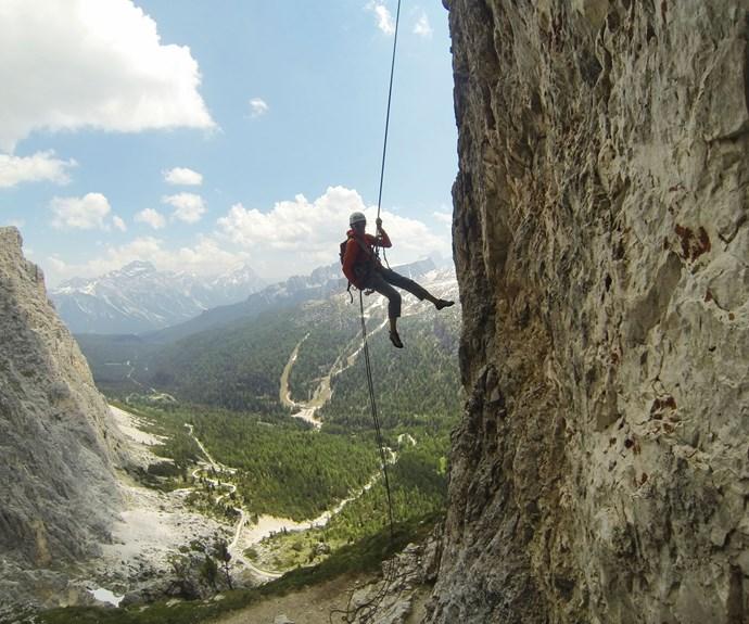 Lydia Bradey mountain climber