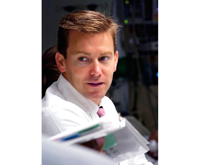 "US intensive care specialist Peter Pronovost. His work has ""already saved more lives than that of any laboratory scientist in the past decade"", according to Atul Gawande in *The New Yorker*."