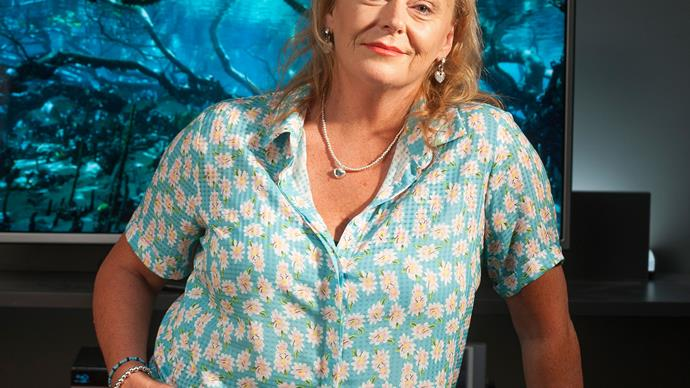 Executive producer Judith Curran's documentary series,  OurBig Blue Backyard, rated through the roof on TV One.