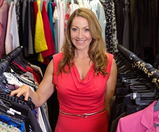 Dress for Success executive director Lani French.