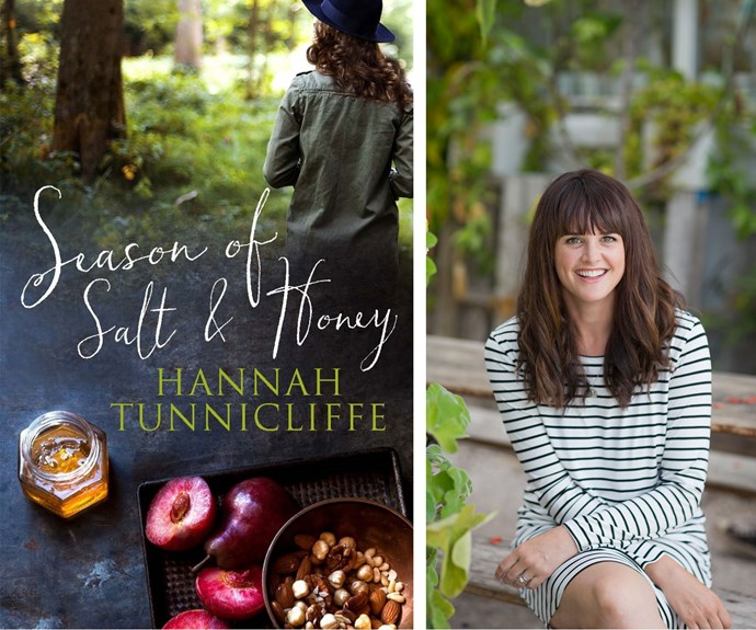 Season of salt and honey by Hannah Tunnicliffe