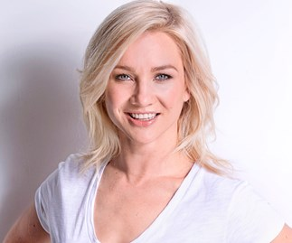 Hayley Holt, no makeup