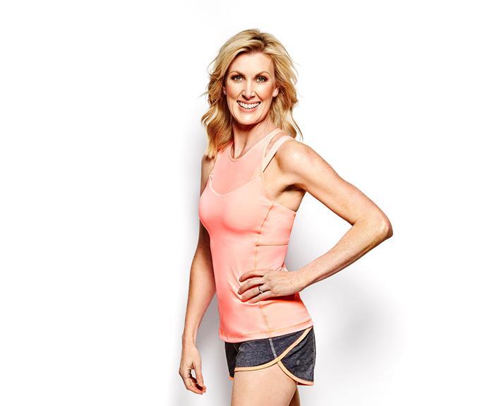 Rachel Smalley running