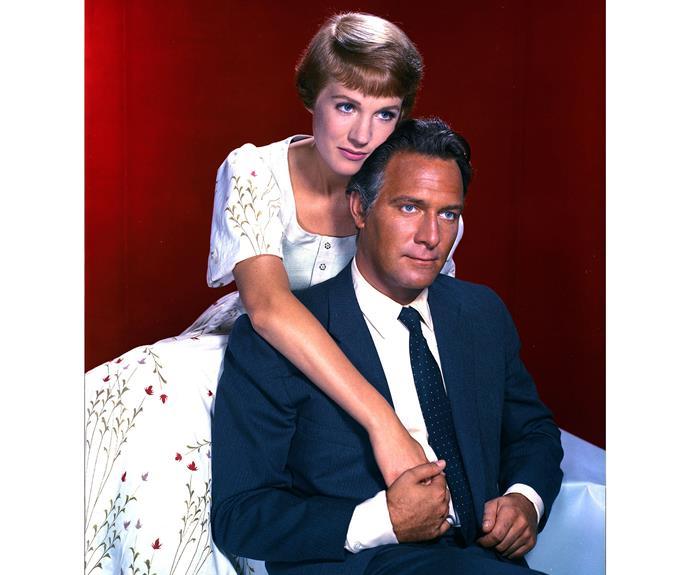 Still great friends: Julie Andrews and Christopher Plummer.