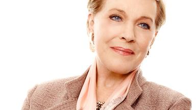 Julie Andrews at 80: Success really did rattle my brains