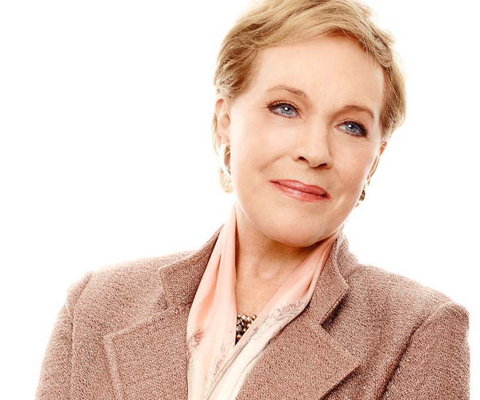 Julie Andrews turns 80, shares her advice for women juggling family and a career.