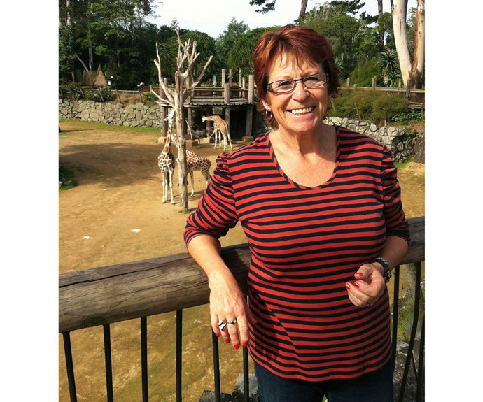 Sue Robertson was diagnosed with Alzheimer's disease at age 55.