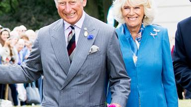 Charles & Camilla's tiki tour
