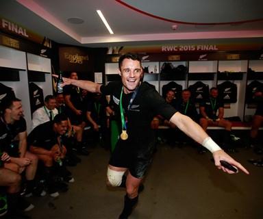 Meet rugby legend Dan Carter