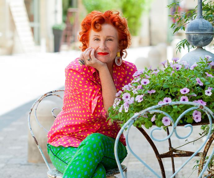 Peta loves to drop into the gorgeous Uzès Cathedral  when she visits the market.