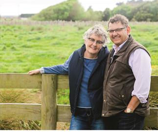 Jo and bryan guy have decided to put their family farm up for sale.