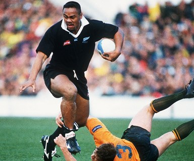 Remembering Jonah: Rugby legend Jonah Lomu's life in pictures