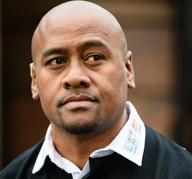 Jonah Lomu has died, aged 40