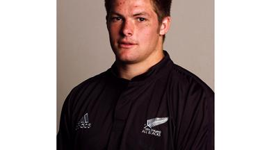 Richie McCaw through the years