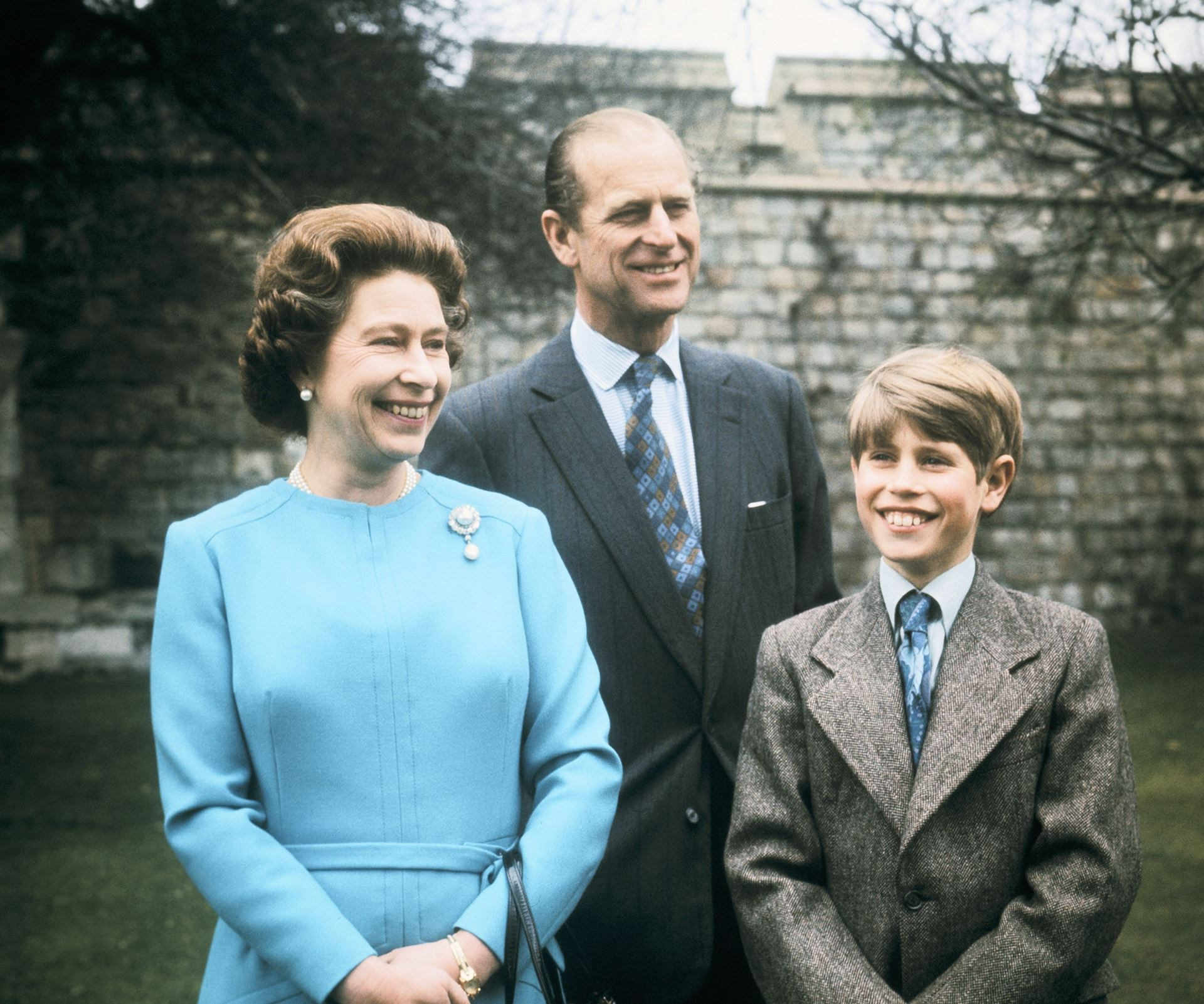 **13** To whom is Prince Edward married?  (Wait for the final slide for answers)