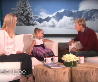 Adorable 3-year-old Brielle shows off science smarts on Ellen