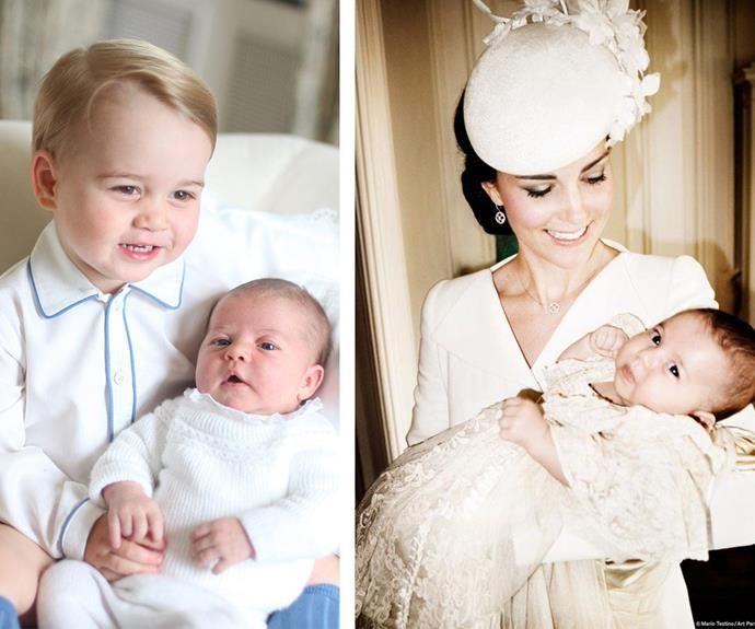 """While there's no denying she has inherited an array of traits from her family, she's certainly her own little person! Prince William describes his only daughter as """"a little joy of heaven"""" and that she is becoming very """"ladylike."""""""