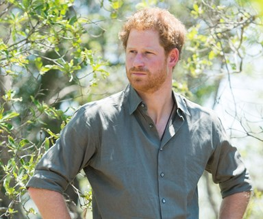Prince Harry shares intimate personal photos from wildlife tour