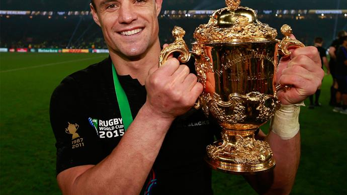 Dan Carter nearly quit the All Blacks 15 months ago