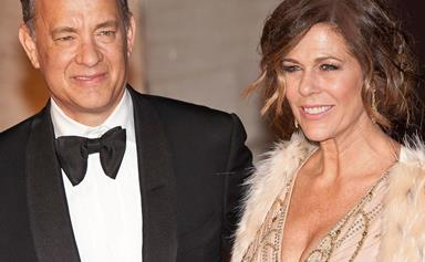Tom Hanks' wife Rita Wilson is cancer-free