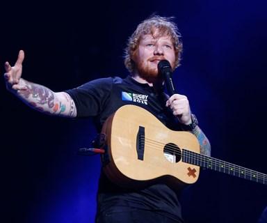 Ed Sheeran's timely break from social media