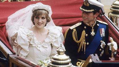 In pictures: Royal weddings through the years