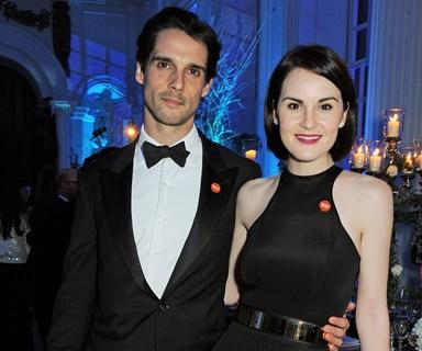 Downton Abbey star Michelle Dockery's fiancé has died