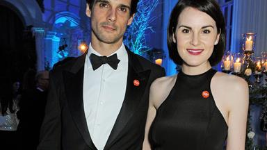 Downton Abbey star Michelle Dockery's fiancé has died