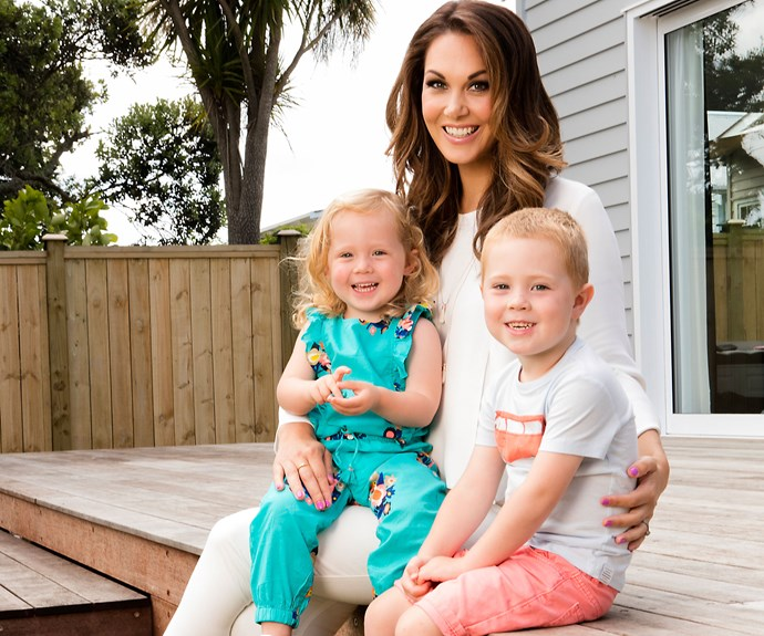 The dedicated TV presenter says she intends to take only a few weeks' maternity leave before returning to work after baby number three.