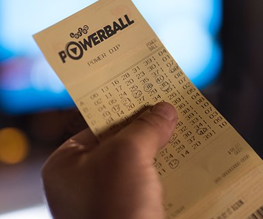 Lotto winner splits $15m jackpot with mate