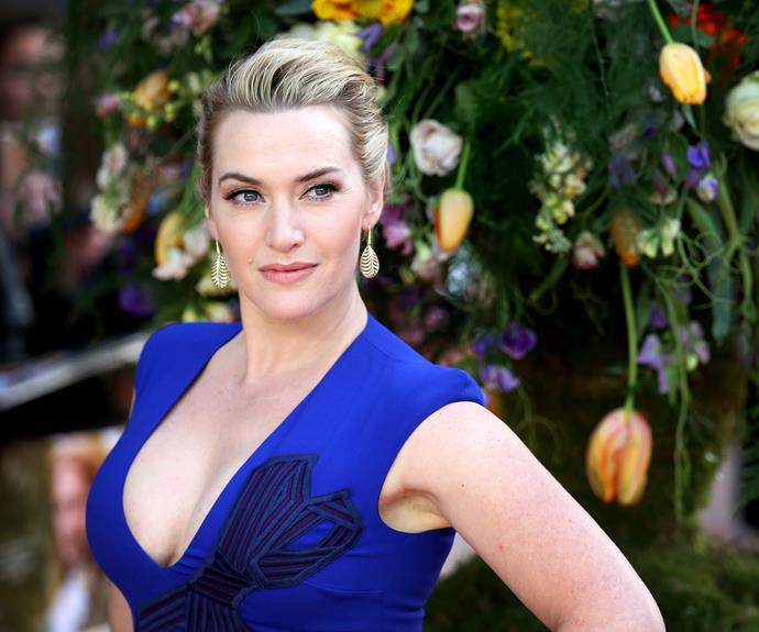 Kate Winslet's inspiring message for young girls