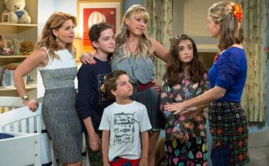 Netflix releases first photos from Fuller House