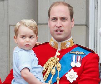 Prince George to inherit Dad's car