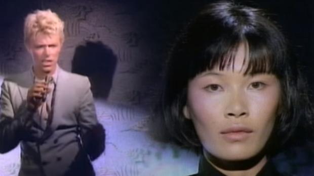 David Bowie's Kiwi China Girl has lost a hero