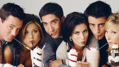 'Friends' cast to reunite for two hour special