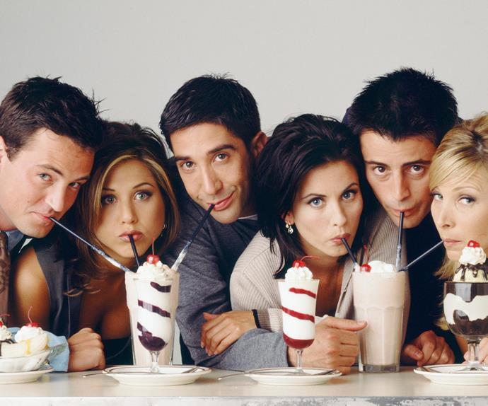 Friends cast to reunite