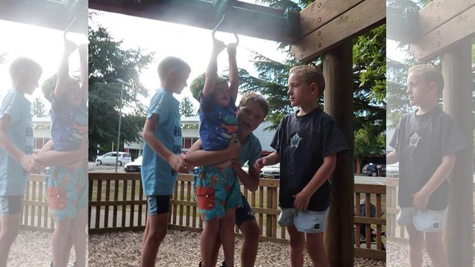 Emily Writes: Dear parents of my son's Big Boy Friends