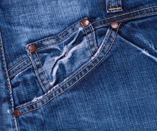 little jean pocket