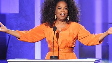 Oprah's lost 18kg on Weight Watchers