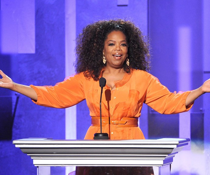 Oprah Winfrey declares 18 kilogram weight loss