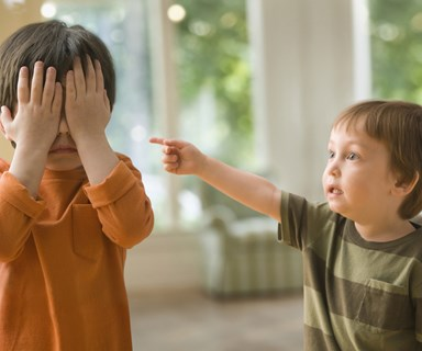 What should you do when your kids don't get along?